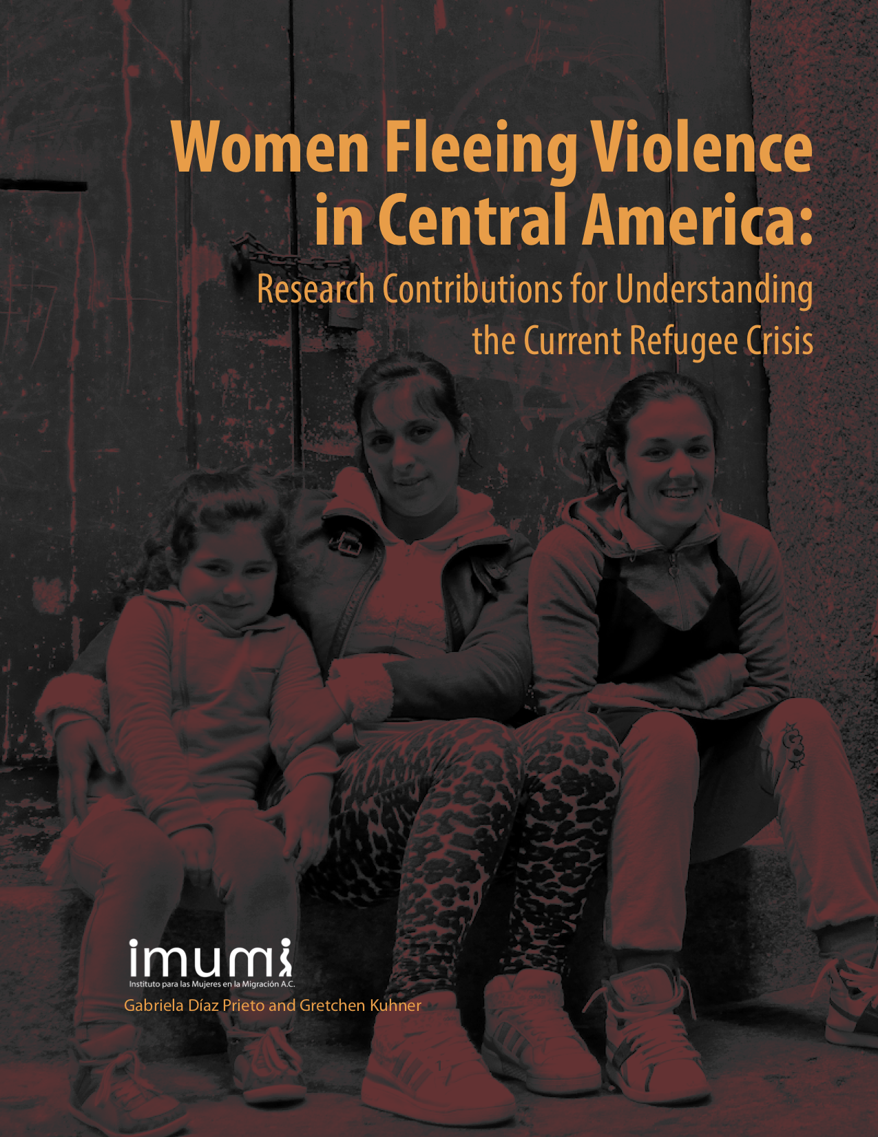 Women Fleeing Violence in Central America, inglés (dragged)